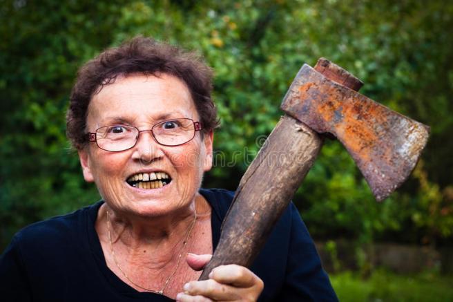 crazy-senior-woman-21739849